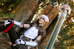 COSPLAY - Fenris I by marinecosplaybr