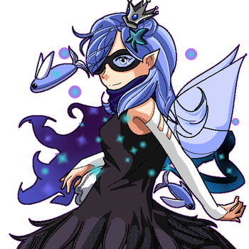 Gaia Online - Laisar by Risky-chan