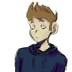 Fan art I Guess- Tom Eddsworld by MonokromeDemon