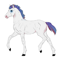N3302 Padro Foal Design by casinuba