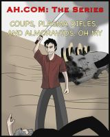 Coups and Plasma Rifles by Alex-Claw