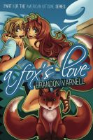 A Fox's Love Cover for Kindle by Pokemaster-12