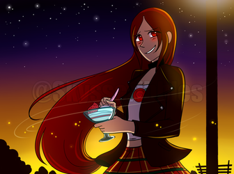 Date Night With Ashiri by Rainbow-Skybird