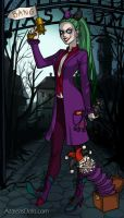 Lady Joker: Queen of Crime by LadyRaw90