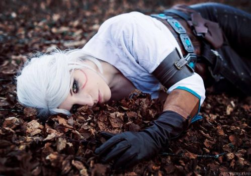 Ciri - The Witcher 3 by Cide-Cosplay