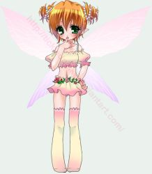 Dress up fairy by tickledpinky