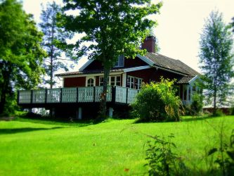 Swedish house by CobyNS