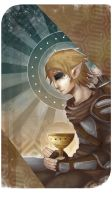 Dragon Age Tarot Card by Frosted-Monster
