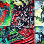 Spawn: The Soldier of Hell by Oscarliima