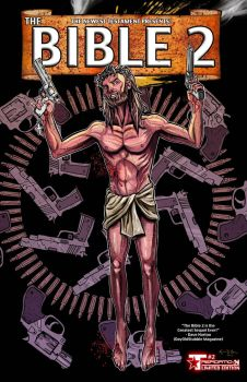 Freelance Jesus 02 by thecarrierone