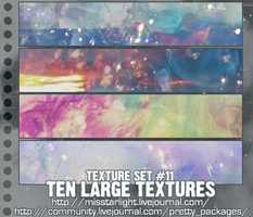 Texture Set .11 by misstarlight