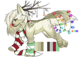 Christmas Special Auction!: [CLOSED] by SwashbuckIer