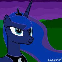 Princess of the Night by Roger334