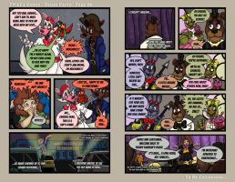 FNAF4 Comic - House Party - Page 89 - 9-15-17 by Mattartist25