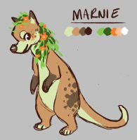 Marnie Quick Ref by Kennaleecat