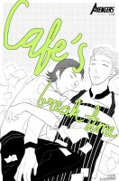 Cafe's break time by bluehippopo