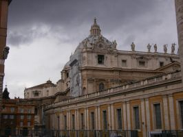 Vatican Stock 01 by AmethystDreams1987