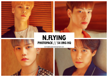 N.Flying - photopack #06 by butcherplains