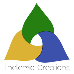 Possibly my new logo by Thelemiic