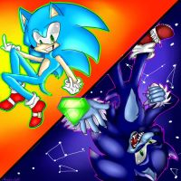 Sonic Unleashed by shadowbff