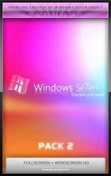 Windows Se7en Pack 2 by Frnak