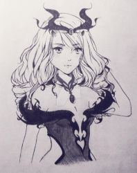 Her highness the demon king