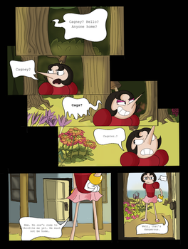 Apparition of Remission: Page 22 by determunition