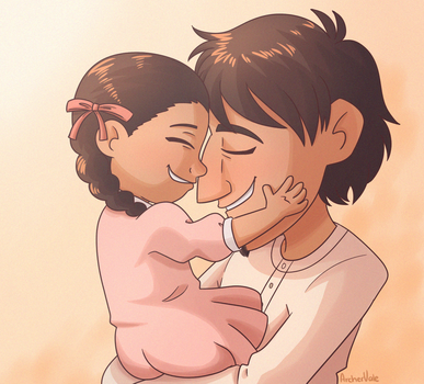 [Coco Spoilers] Papa by ArcherVale