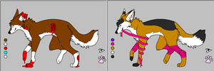 wolf adopts by thisistheonlyme