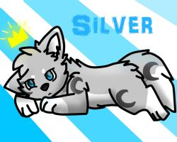 .:AT:. Silver by keikai-chan