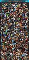 Mega Games Icon Pack 5 2of3 by 3xhumed