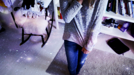 I play dressup with galaxy by HannahKoller