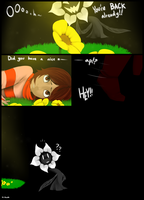 Monofell: Ruins - Page 9 by PC-Doodle