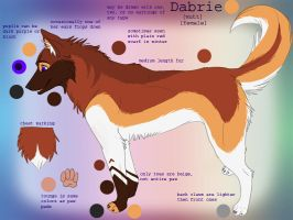 Dabrie -quick reference- by Dabrie
