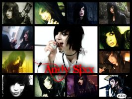Andy Six collage by BritishPieWTF