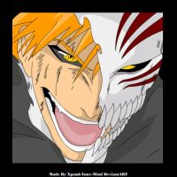 Ichigo - Hollow Takeover by Xpand-Your-Mind