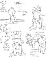 Raider and Kid-Hearts and hooves day special page1 by Demon-Keychain