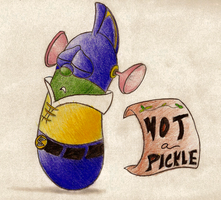 Not a Pickle by Mitch-el