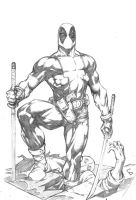 deadpool by komus