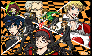 Persona 4 by jurieduty