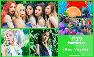 #39 Photopack- Red Velvet [The Red Summer] 18P by Siguo