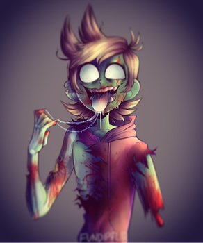 zombeh gore by fundipflip