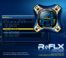 Reflx Mode by CNARIO