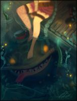 Tahm Kench by Celiarts