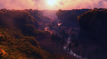The Valley Below by relhom