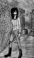 Jeff the Killer by melaniedragon