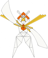 Box 27. 798 Kartana - Ultra Beast 04 Blade