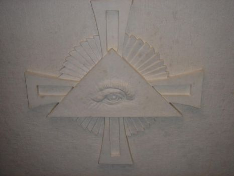 Masonic Emblem by The-Elegant-Machine