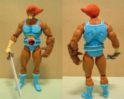 Thundercats LionO custom by Mace2006