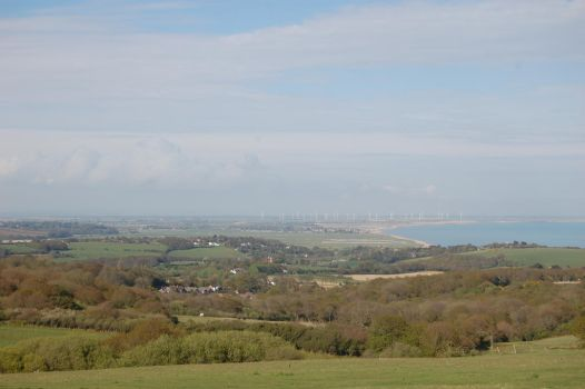 Country View From Fairlight. by XHarmonySpiritX